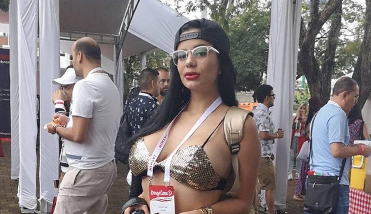 Carceles Porn amaranta hank promesa a uribe: ¿presión? amaranta hank