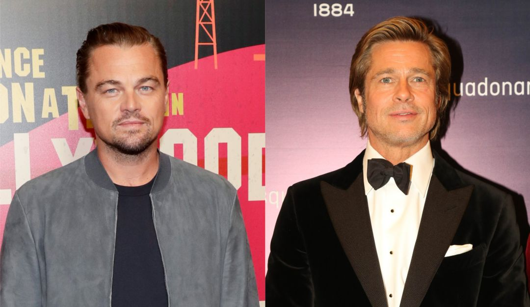 Once upon a time in Hollywood: Así lucen Leonardo DiCaprio y Brad Pitt en 'Once upon a time in Hollywood'