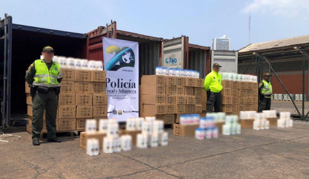 Incautaciones de cocaína a bordo de buques mercantes y privados se triplica en los últimos tres años en el mundo