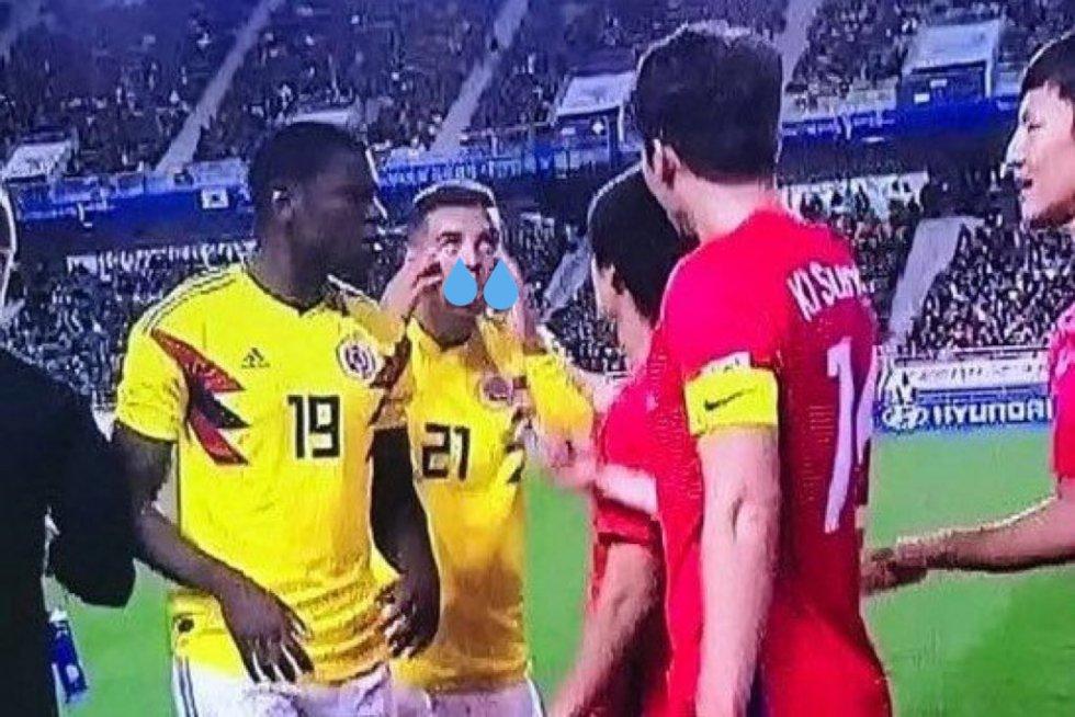Colombia Corea del Sur: Los memes de la derrota de Colombia ante Corea