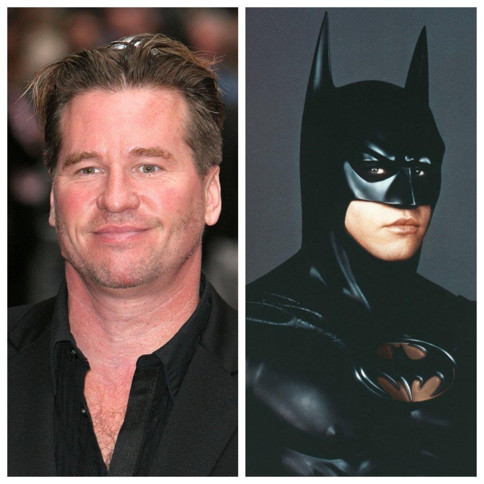 Val Kilmer: Batman Forever 1995.