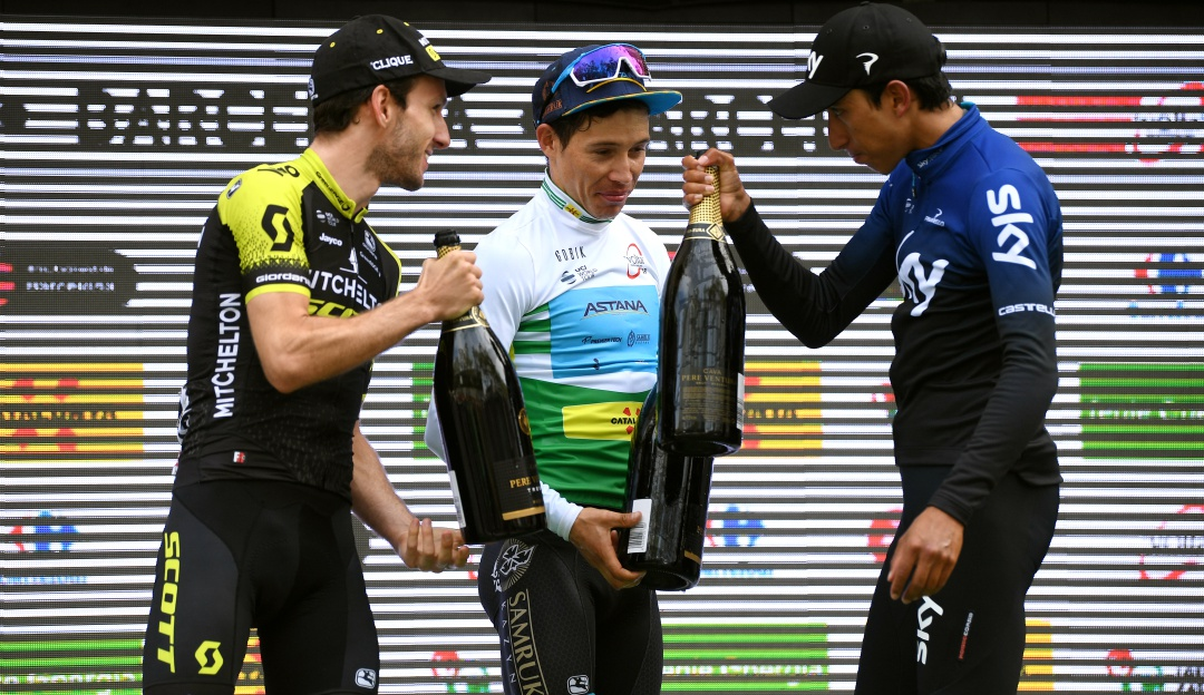 Colombia World Tour 2019: Colombia domina el calendario World Tour en lo que va del 2019