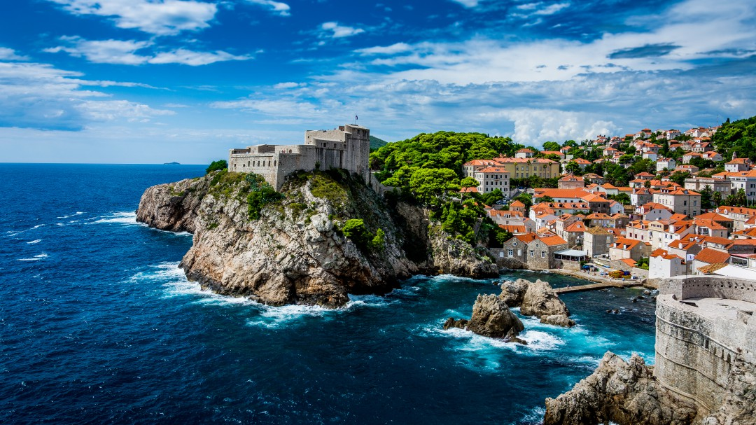 La ciudad de Dubrovnik es víctima de 'Game of Thrones'