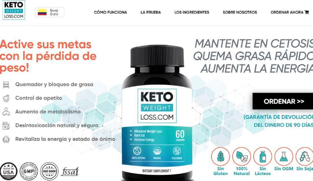 sirven las pastillas keto para bajar de peso