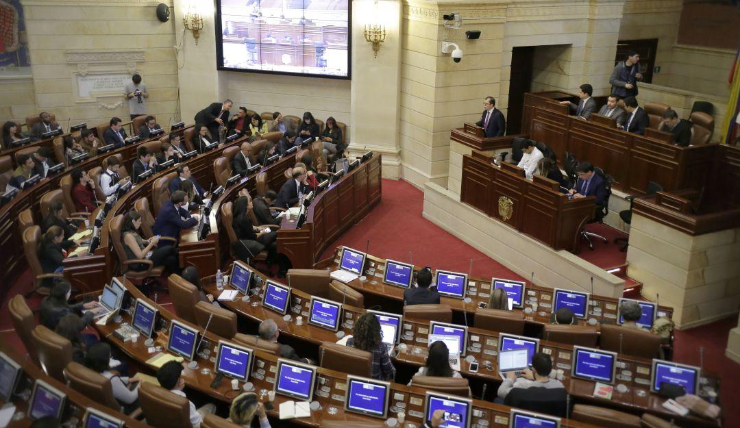 Congreso en Colombia: Rebelión en el Senado por demora en estudio de objeciones a la JEP