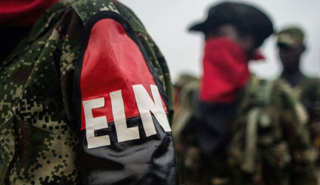 Captura del ELN: Capturan cinco integrantes del ELN en Bogotá y Casanare