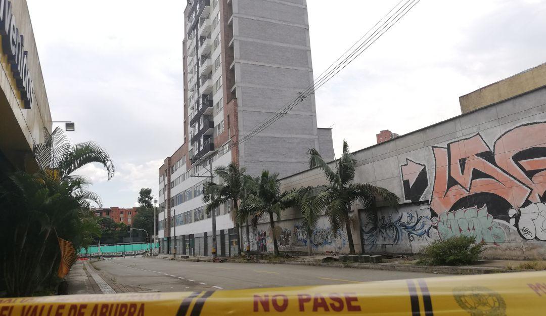 Edificio Itagui Demolición Ruiz Sánchez Y Asociados S A S