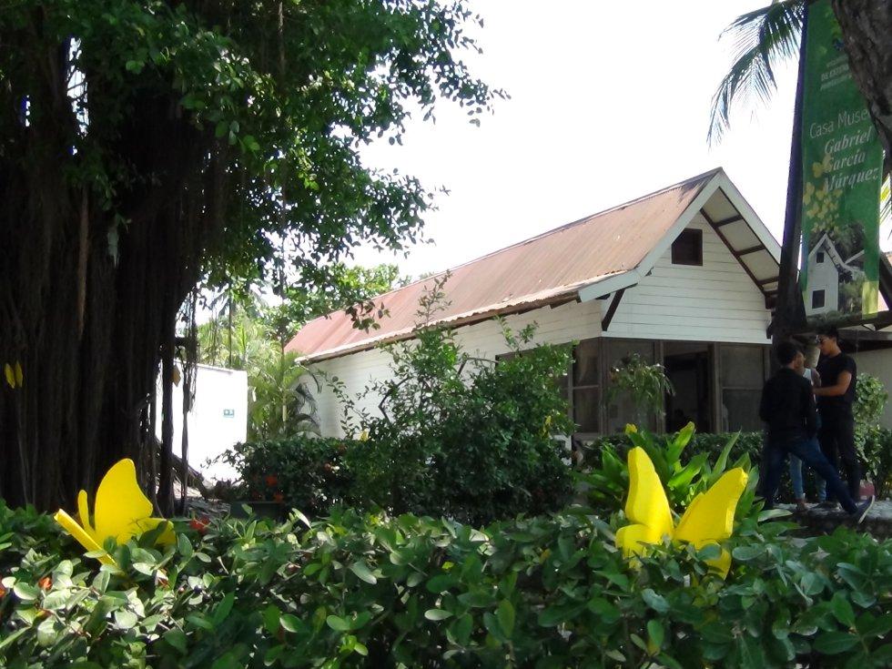 Casa de Gabriel García Márquez: De paseo en la casa de Gabo en Aracataca