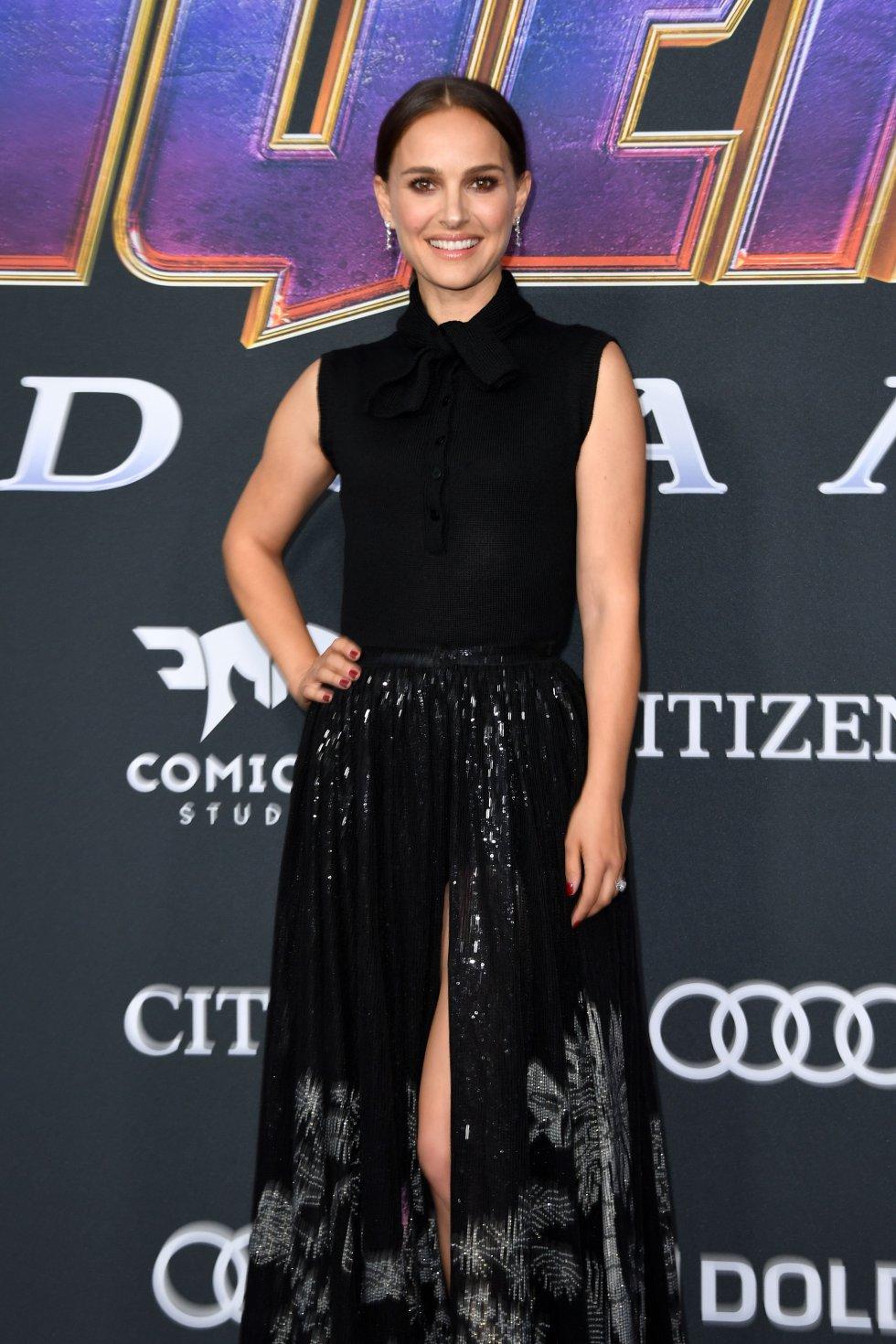 'Avengers: Endgame': Mejor y peor vestidos de la alfombra de la premier de 'Avengers: Endgame'