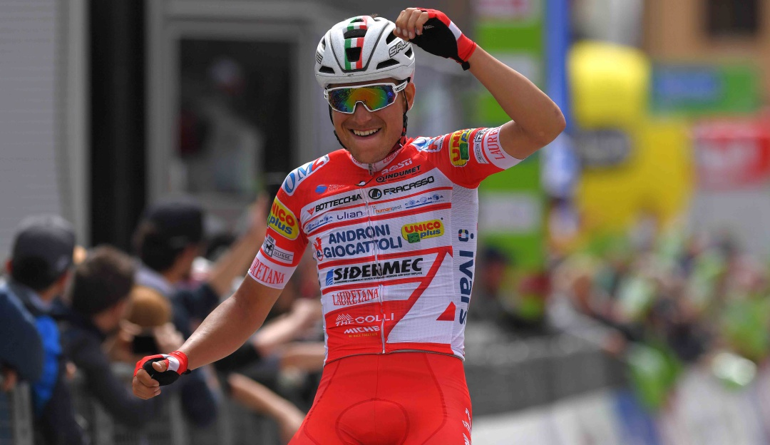 2019 Tour of the Alps: Fausto Masnada se queda con la III Etapa del Tour de los Alpes