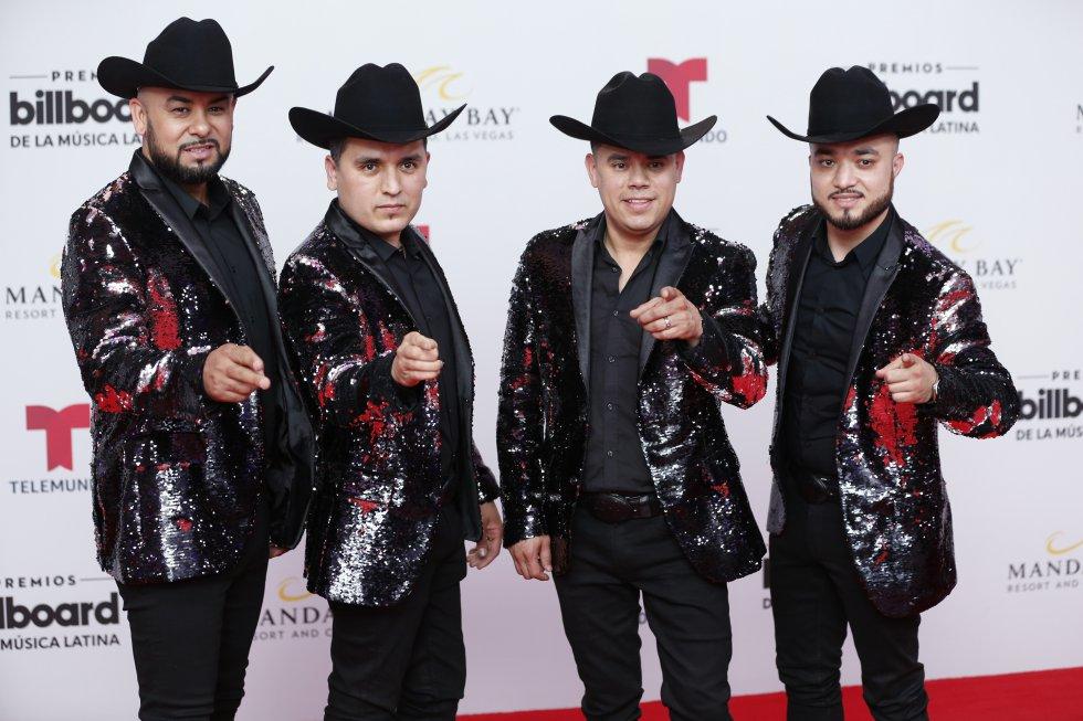Los Cuates de Sinaloa llegan a los Billboard Latin Music Awards el jueves 25 de abril de 2019.