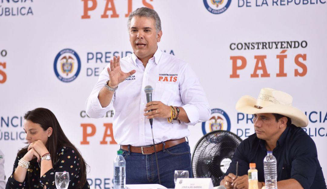 Todo listo para la visita del presidente Iván Duque a Pereira