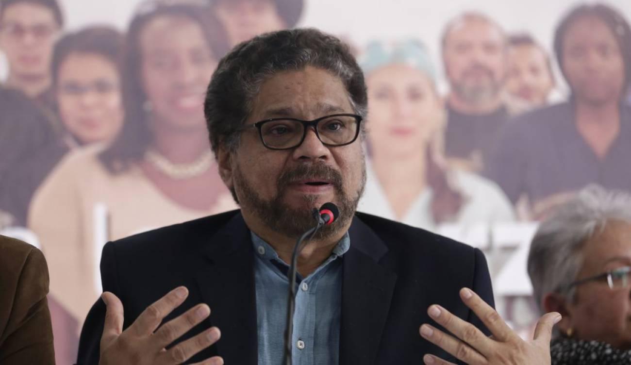 Márquez JEP: Iván Márquez no llegaría a su cita con la JEP