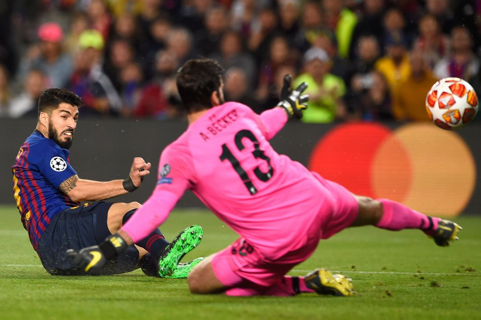 Bracelona Liverpool: Las mejores imágenes entre Barcelona y Liverpool por Champions