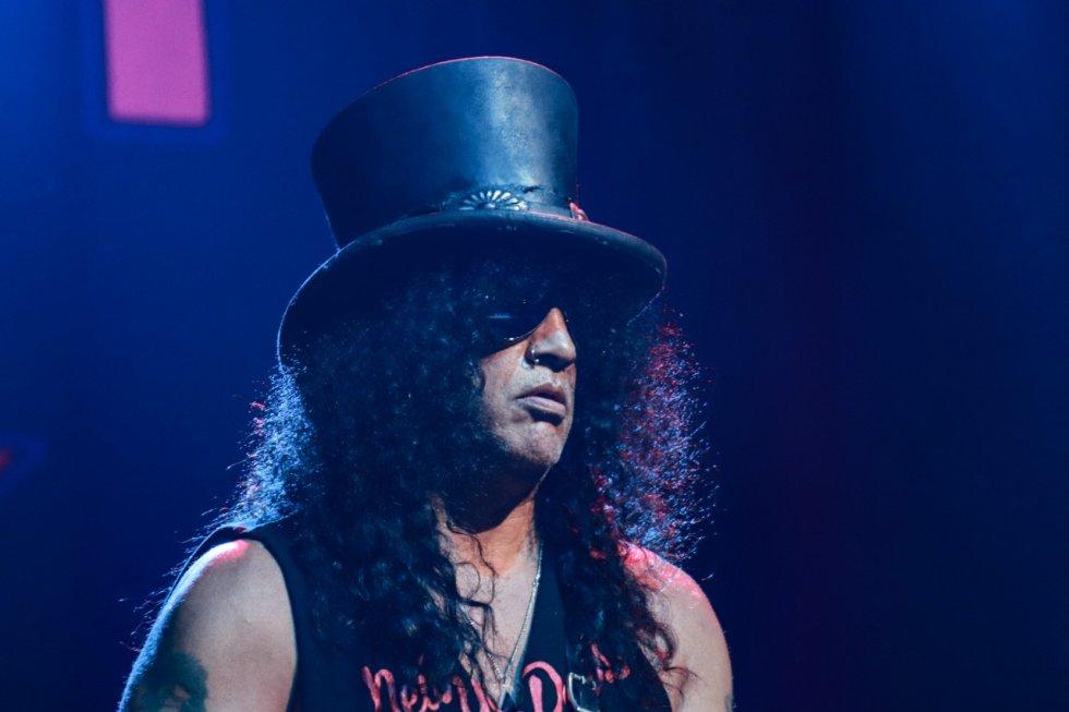'Slash' estará de gira en el 2019 junto a 'Myles Kennedy & The Conspirator', banda en la que toca desde el 2012.