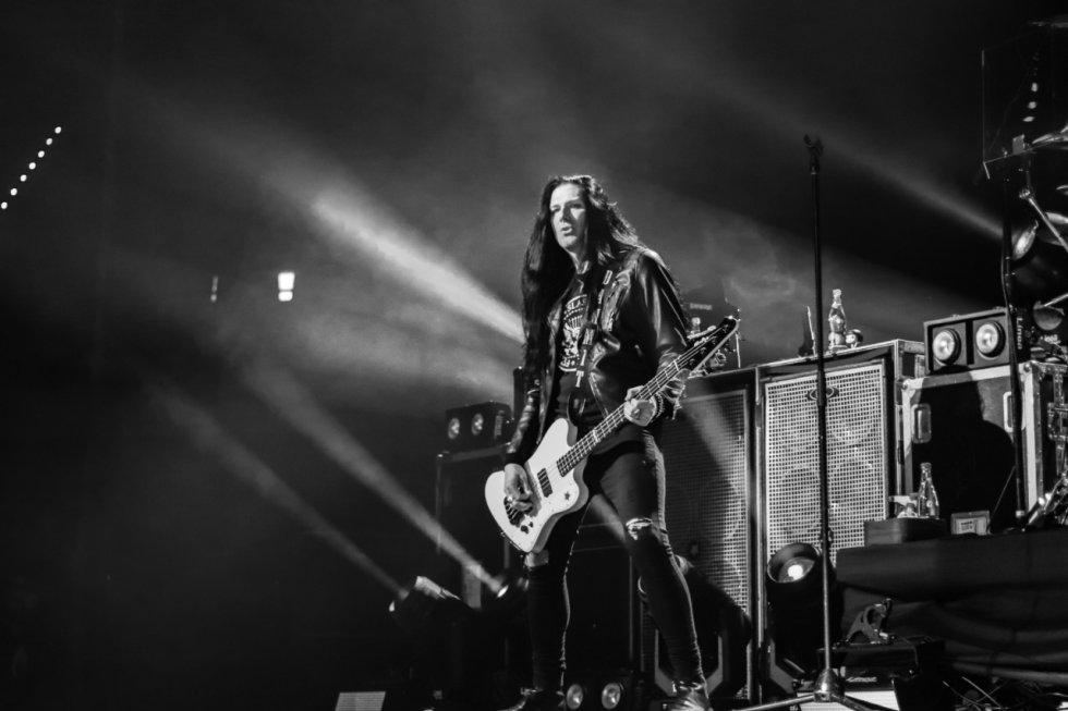 Concierto de Slash: ¡'Slash' en Colombia! El guitarrista que hizo vibrar a toda Bogotá