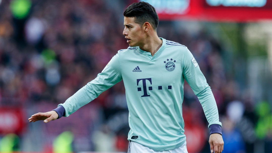 James Rodríguez, ¿Con destino al PSG?