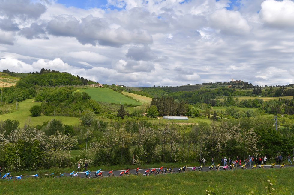 Giro Italia: Las mejores imágenes que dejó la segunda etapa del Giro