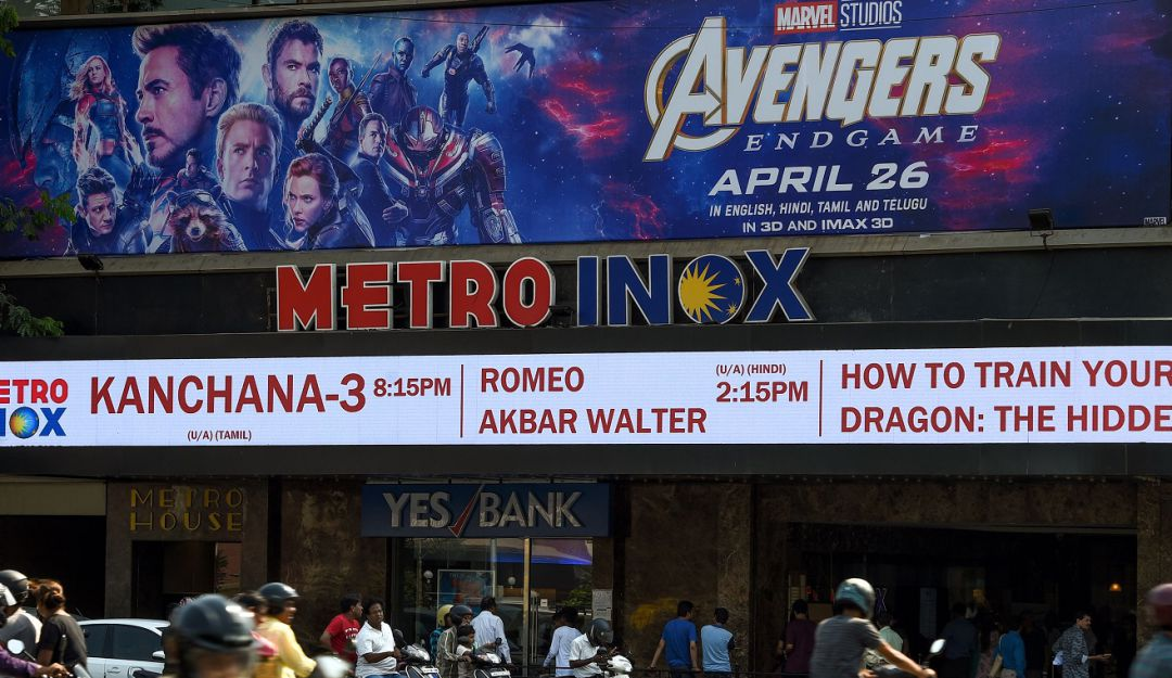 "Avengers: Endgame: ""Avengers"" resiste en Estados Unidos la ofensiva de ""Detective Pikachu"""