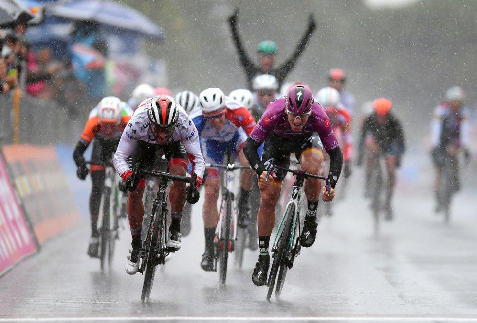 Giro de Italia.: Las mejores imágenes de la quinta etapa del Giro