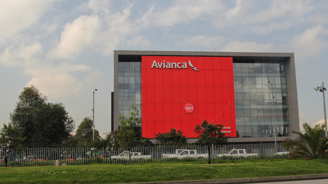 Acción de Avianca Holdings sigue a la baja en la BVC
