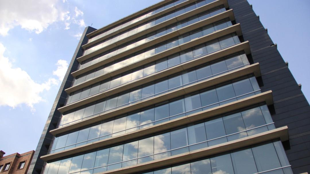 Edificio 100% sostenible en Bogotá, gana premio