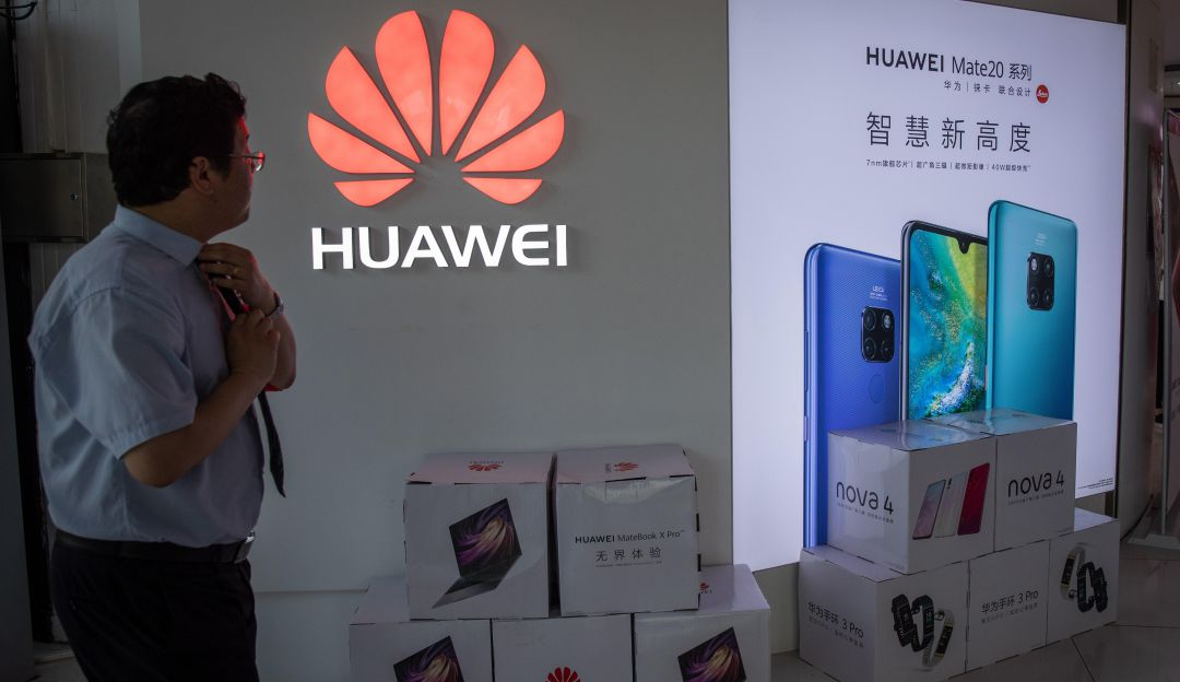 Prohibición de EEUU no afectará despliegue de red 5G: Huawei