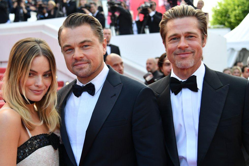 Alfombra roja de 'Érase una vez en Hollywood'