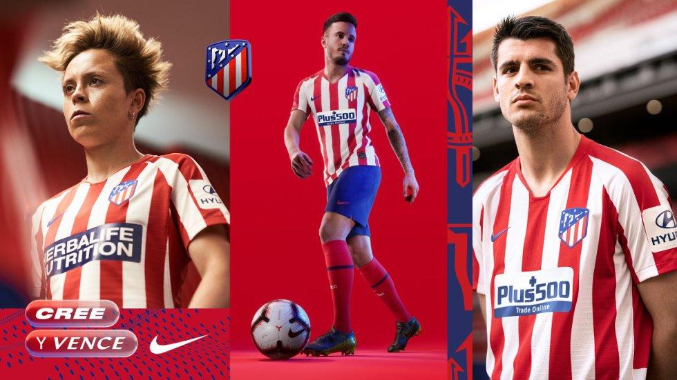 nuevos uniformes equipos europa: En imágenes: Los nuevos uniformes de los equipos europeos