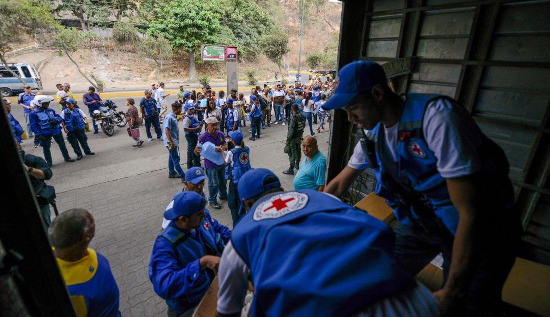 Resultado de imagen para francesco rocca cruz roja en venezuela