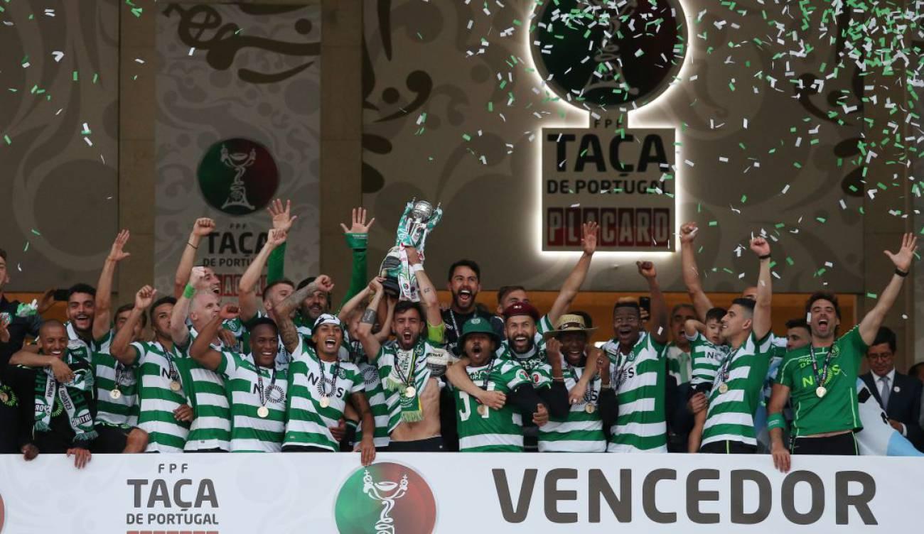Taca de Portugal: Desde los 12 pasos, Sporting Lisboa ganó la Copa de  Portugal | Deportes | Caracol Radio