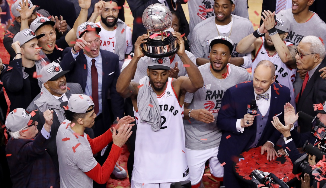 Raptors Warrriors NBA final: Los Raptors se medirán a los Warriors por el título de la NBA
