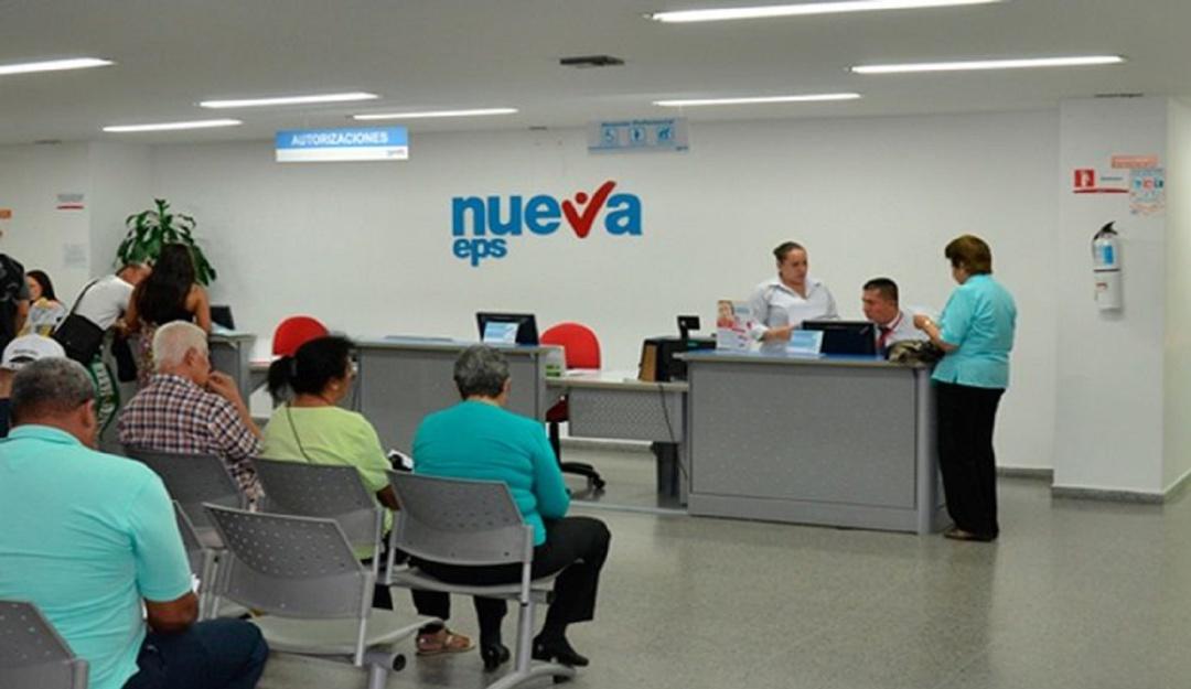Nueva EPS habilita otra red prestadora del servicio