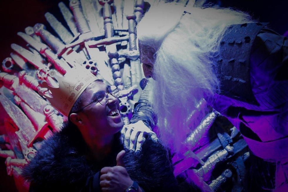 Todos quieren llegar al trono de hierro