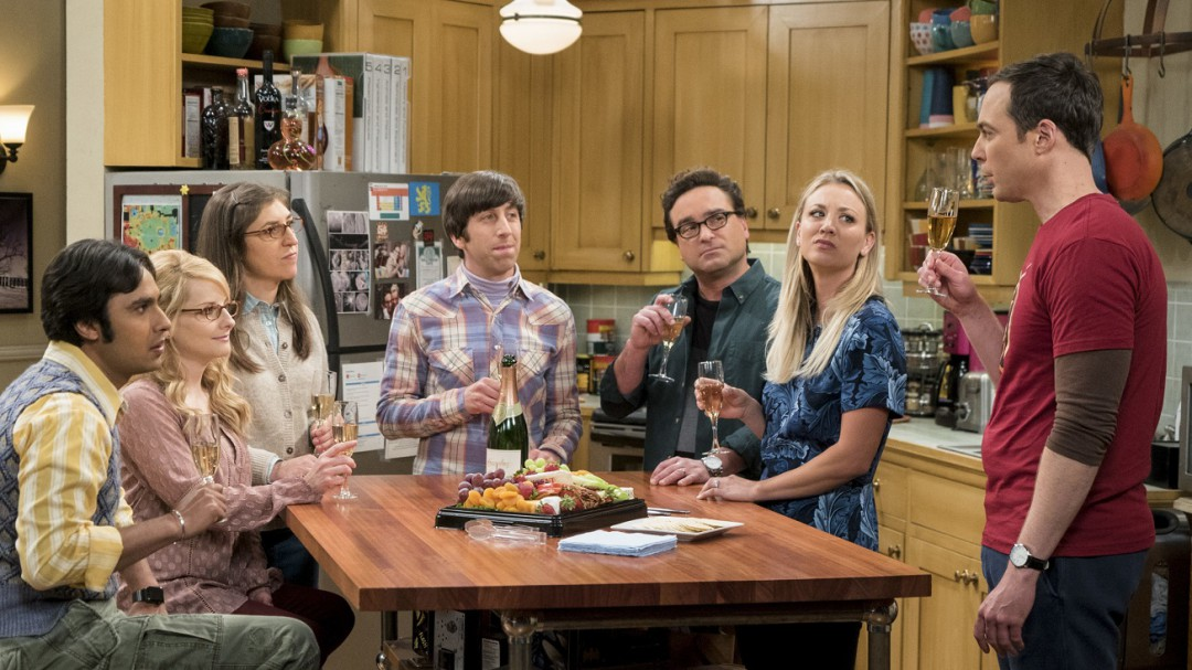 """The Big Bang Theory"" llegó a su capítulo final"
