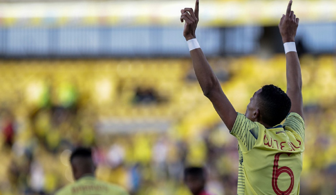 Gol William Tesillo Selección COlombia: Repase el relato del Tato del gol de William Tesillo
