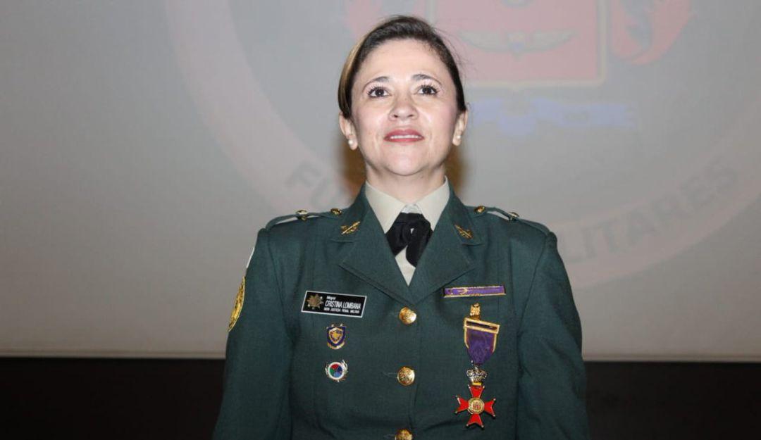 Resultado de imagen para Corte Suprema de Justicia Cristina Lombana