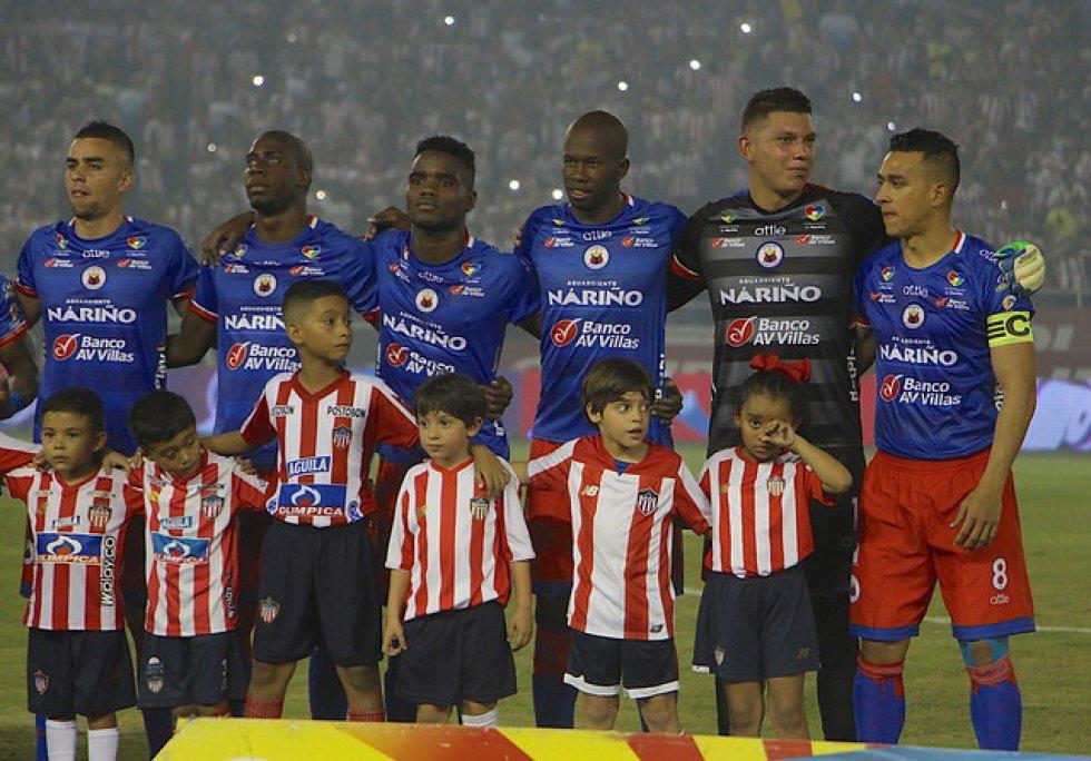 Junior Pasto Liga Águila Final: Las mejores imágenes de la final en Barranquilla