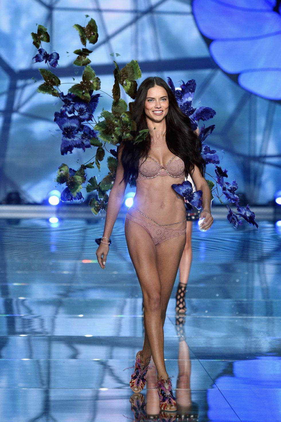 Victoria's Secret, november 10, 2015 en New York.