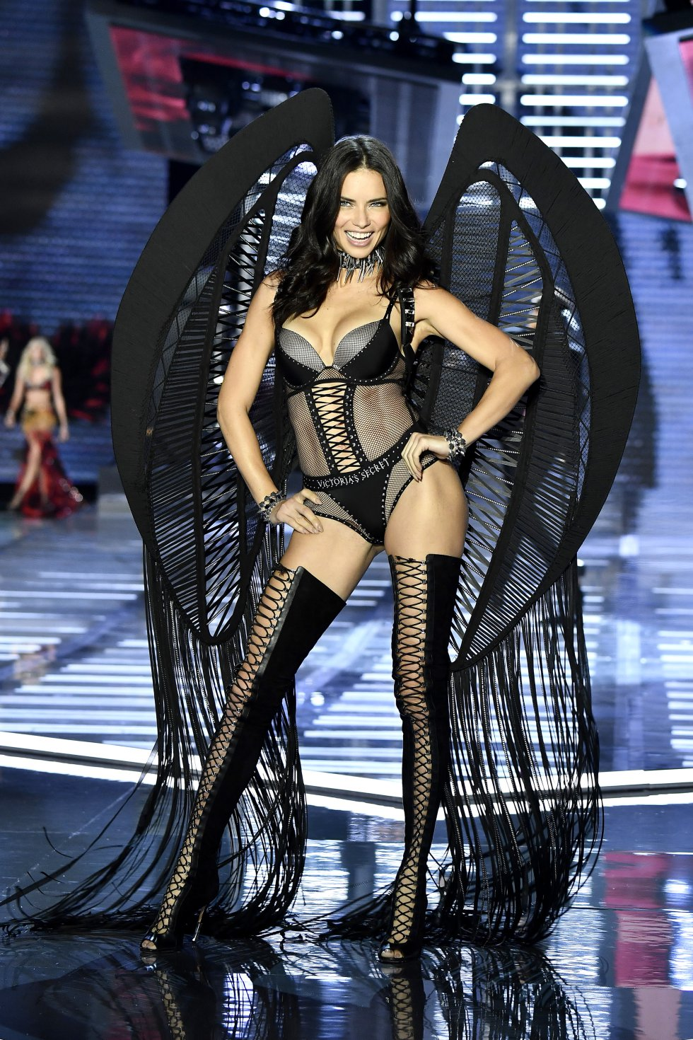 Victoria's Secret, november 20, 2017 en Shanghai, China.