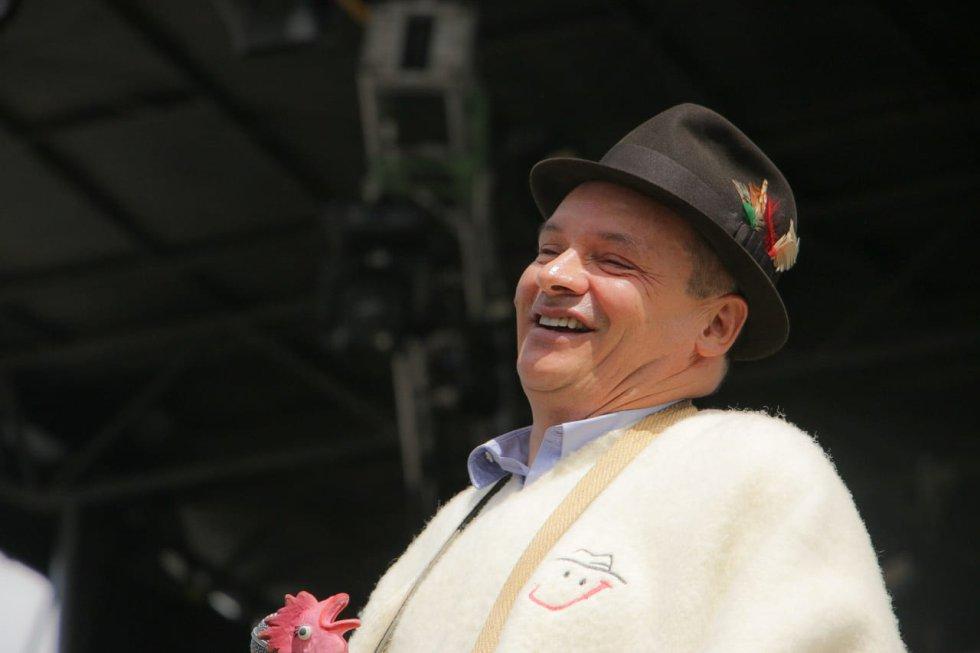 Don Jediondo en ExpoSoacha