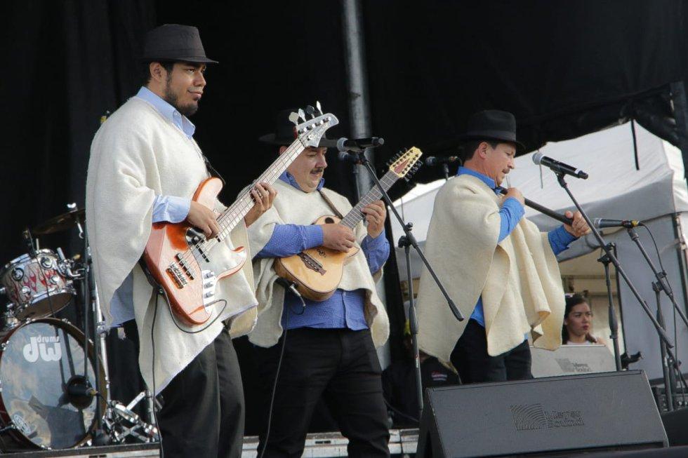Música en ExpoSoacha