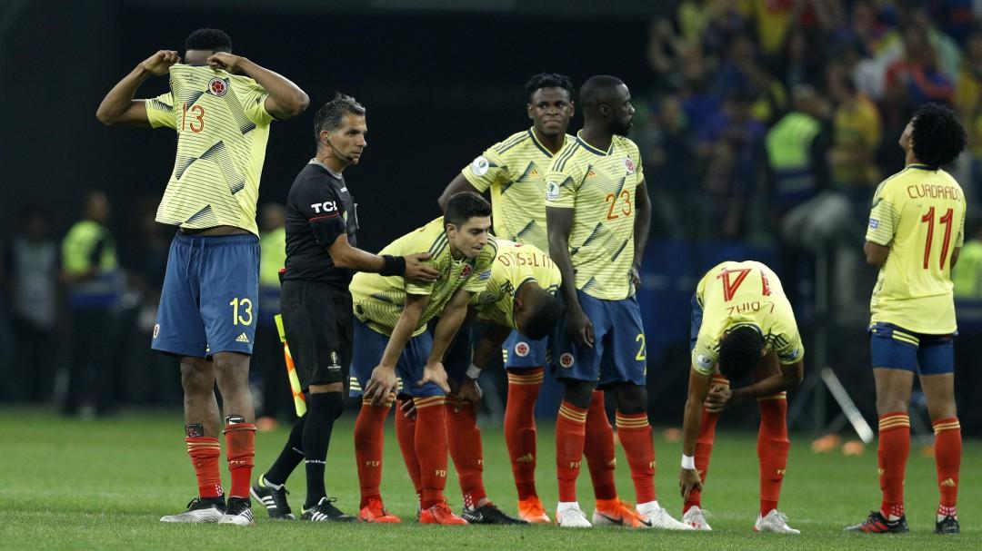 A romper la historia: Colombia se mide a Chile por un lugar en semifinales