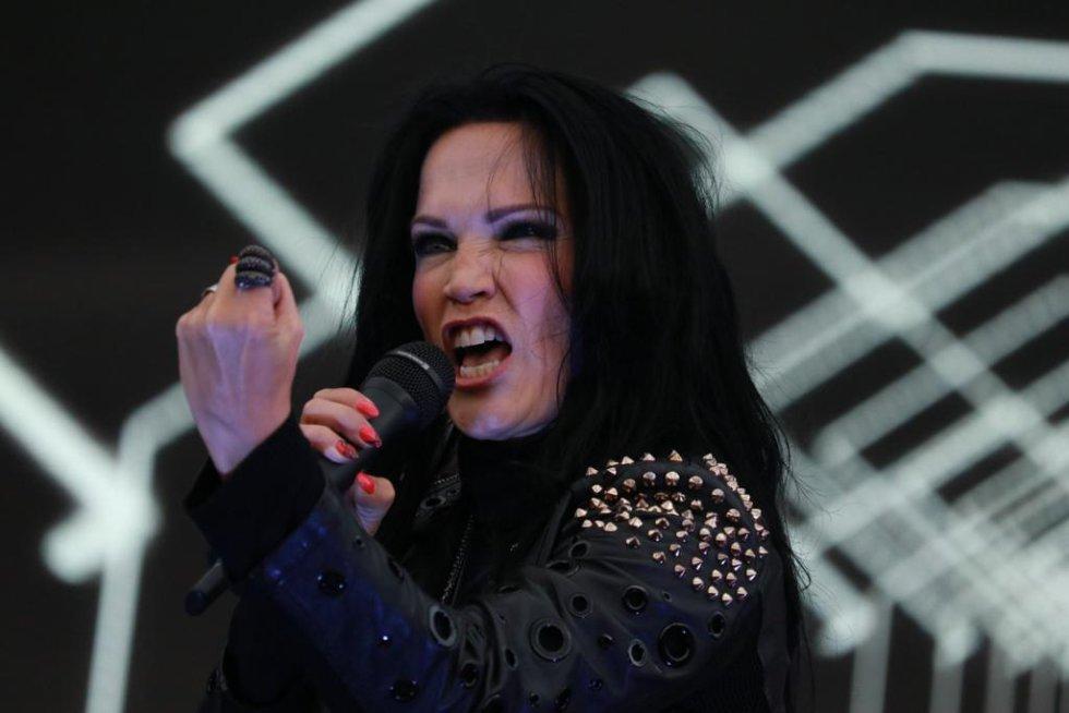 Presentación de Tarja.