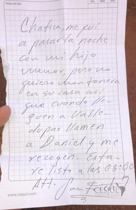 Jesús Santrich: Por más de tres horas en la madrugada Santrich no tuvo guardia