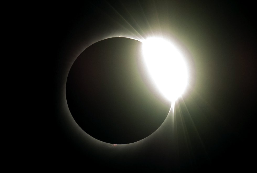 Eclipse solar total: Así se vivió el eclipse solar total