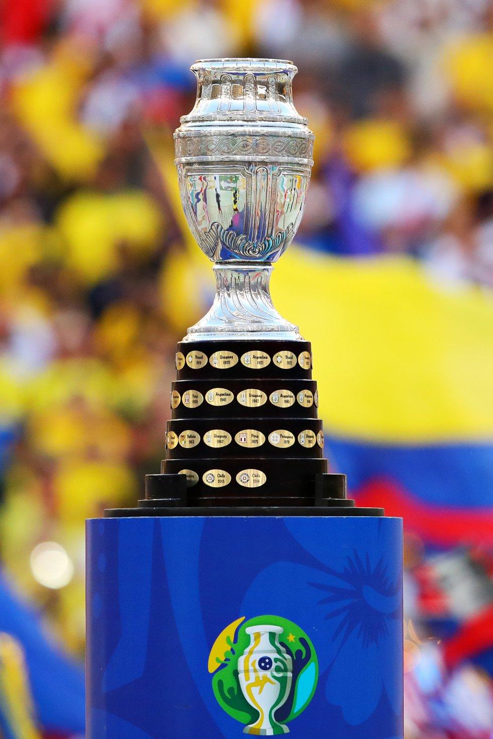 Copa América final Brasil Perú: Las mejores imágenes de la clausura en el mítico Maracaná