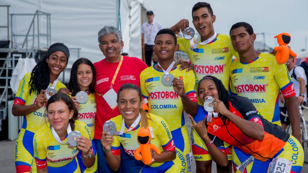 Colombia domina en los World Roller Games