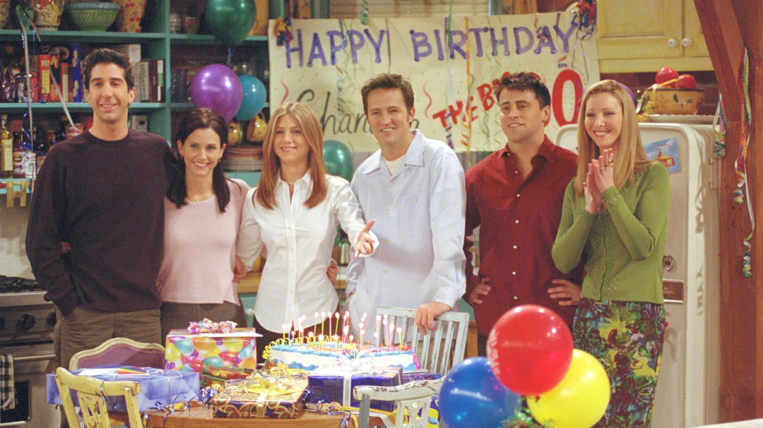 """Friends"" dejará Netflix en 2020 ¿A qué servicio streaming migrará?"