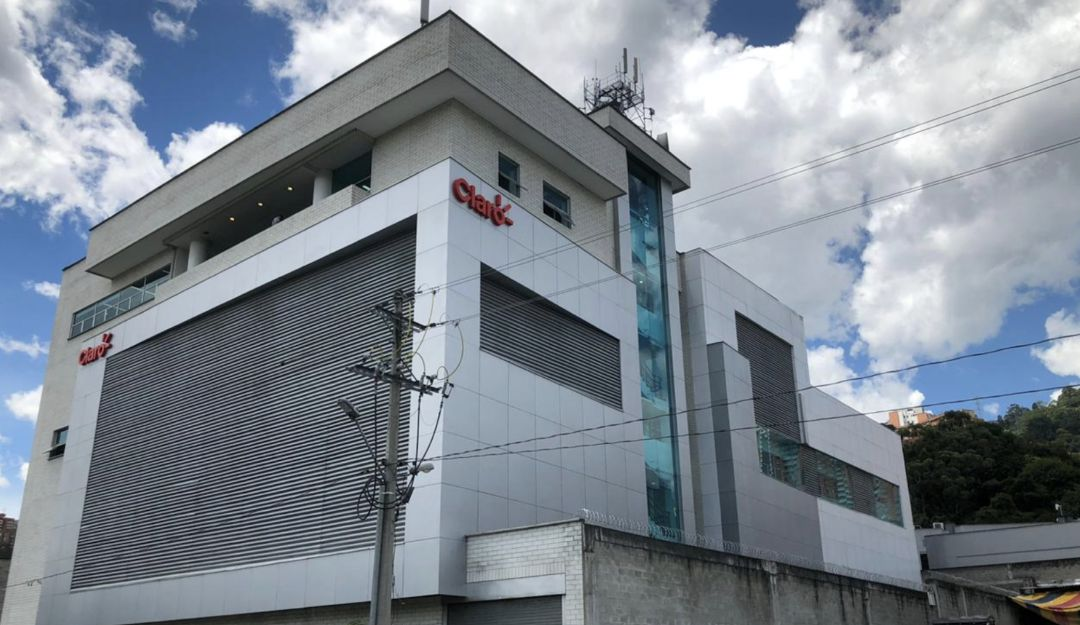 Claro data center para clientes: Claro inaugura su tercer data center para clientes en Colombia
